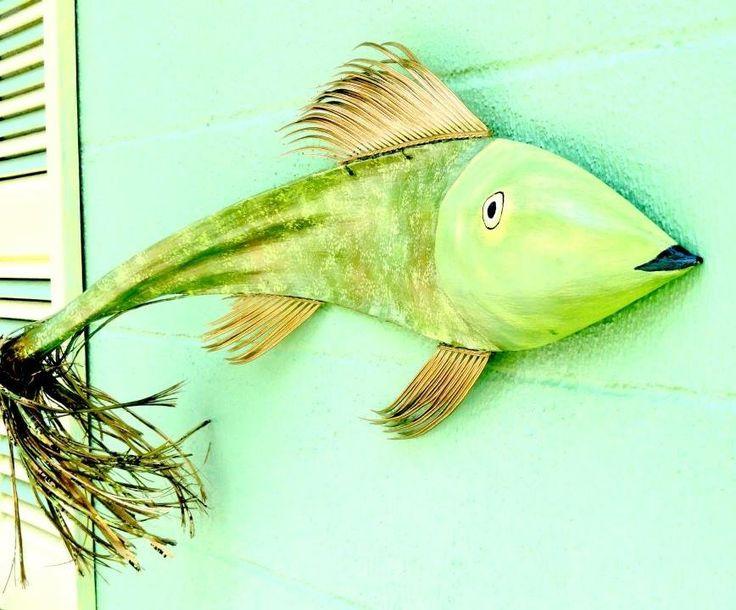 Palm frond fish ~m~4