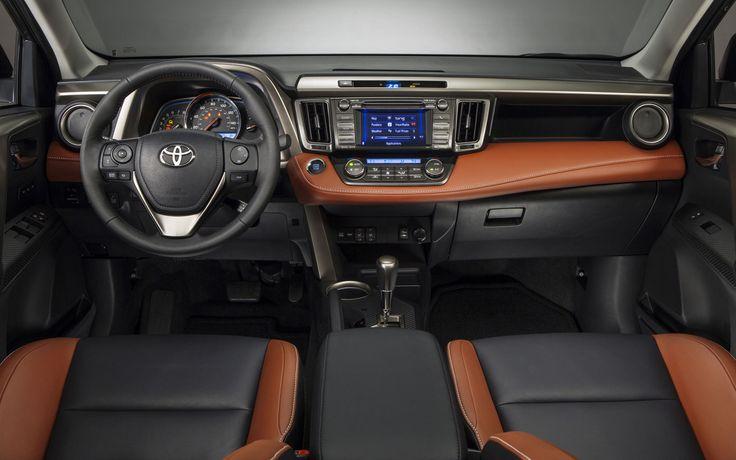 rav 4 interiors | 2013 Toyota Rav 4 Interior
