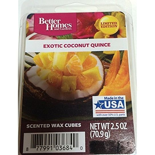 Buy Better Homes Wax Cubes - EXOTIC COCONUT QUINCE by Shopsexactly on OpenSky