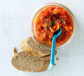 Paprika-tomatensaus - Recept - Jumbo Supermarkten