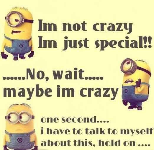 i am crazy!!