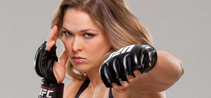 UNDEFEATED UFC CHAMP RONDA ROUSEY'S NEXT FIGHT? WAL-MART