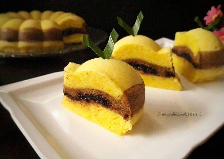 Resep Bolu Kukus Labu Kuning Oleh Pawon Mair Irma Rahmawati