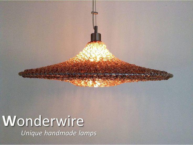 Een persoonlijke favoriet uit mijn Etsy shop https://www.etsy.com/listing/275690744/ufo-copper-60cm-xl-pendant-lamp