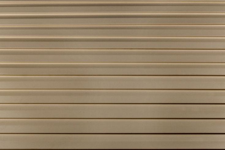 "Vinyl Siding - Premium Series - Khaki / D5 Dutch Lap 10""x12'"