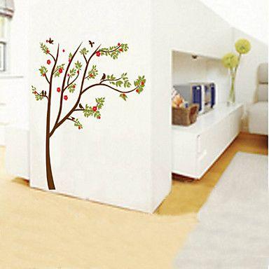 σπίτι αφαιρούμενη λίγο ζώου αυτοκόλλητο τοίχου / υπνοδωμάτιο των παιδιών – EUR € 7.67