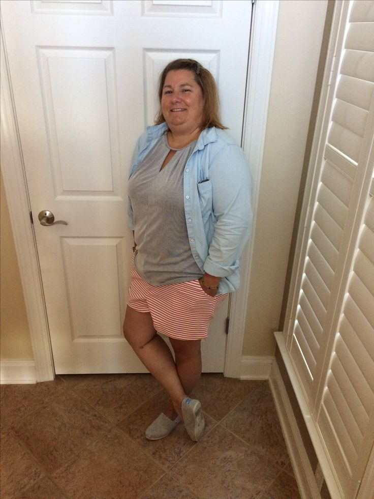 Stitch Fix #3. Tom's shoes are sooo comfortable. Another great Fix!