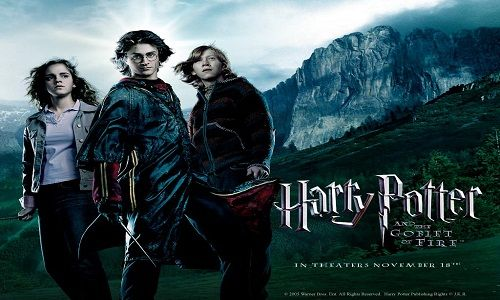 Harry Potter and the Goblet of Fire (2005) - Nonton Film Gratis