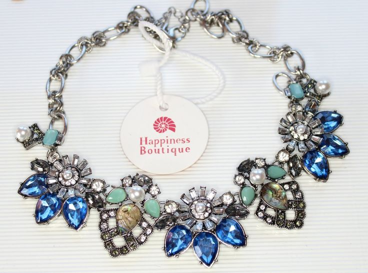 MODJUS fashion and beauty blog: HAPPINESS BOUTIQUE necklace