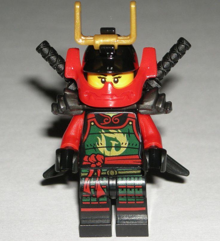 LEGO NINJAGO NYA MINIFIGURE Samurai X Authentic Ninja DBX Figure 70750 #LEGO