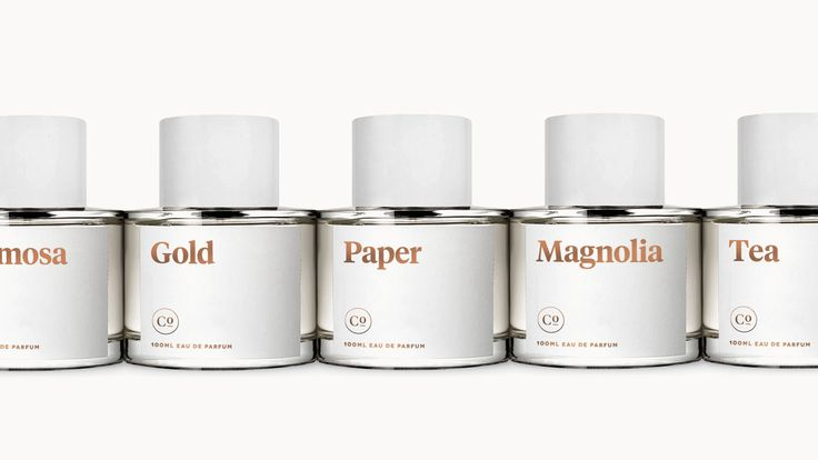 Commodity goods + Perfume + Cool design = Genius