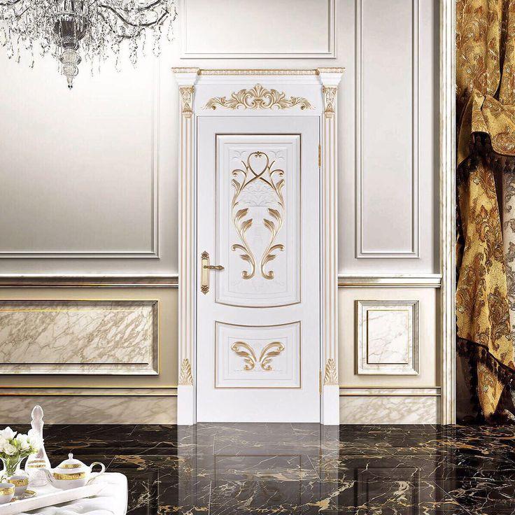 Межкомнатная дверь RuLes в интерьере #двери #межкомнатные #рулес #интерьер #русский_лес