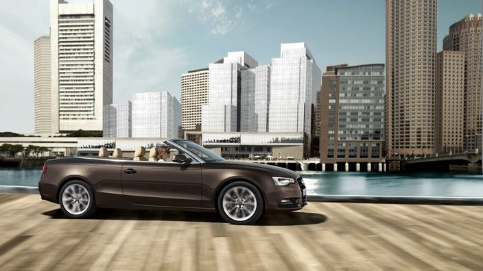 A journey in the new A5 Cabriolet you exchange what you are used to for something unusual. And you feel that it is more than just a new Cabriolet. It is a new driving sensation. Source: Audi AG