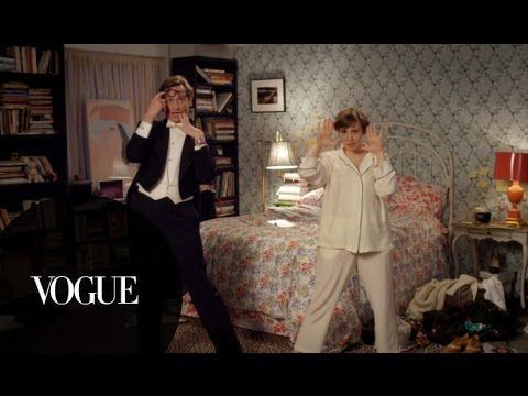 "Lena Dunham and Hamish Bowles star in ""Cover Girl"" - Vogue Original Shorts"