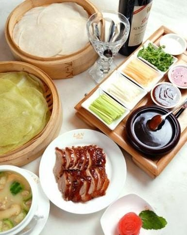 You must try Beijing duck when coming to Beijing - the best ever