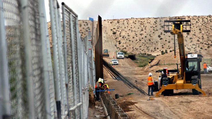 """As if President Trump's promise to build a wall on the United States-Mexico border wasn't controversial enough, he recently approved the construction of a new pipeline destined to go """"right under"""" the dividing landmark. The New Burgos Pipeline will carry up to 108,000 barrels of refined petroleum products each day between McAllen, Texas and Reynosa, Tamaulipas, Mexico. A joint venture between NuStar Energy LP and PMI"""