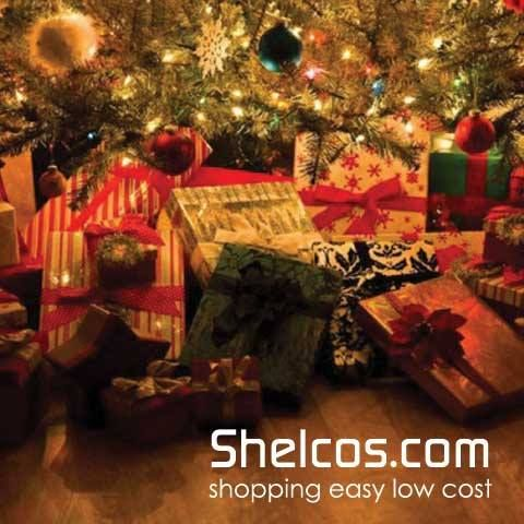 S.O.S. #NATALE Approfitta subito degli sconti e ordina i regali di Natale in tutta comodità su #Shelcos! Le grandi marche a prezzi imbattibili!! www.shelcos.com