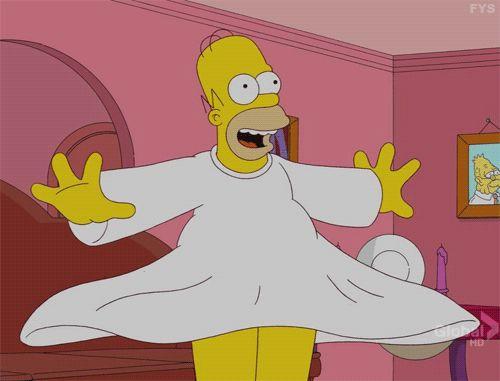 51 cosas que aprendimos tras 25 años viendo 'Los Simpson' (GIFS)