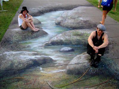 Street art.. This is incredible artwork!