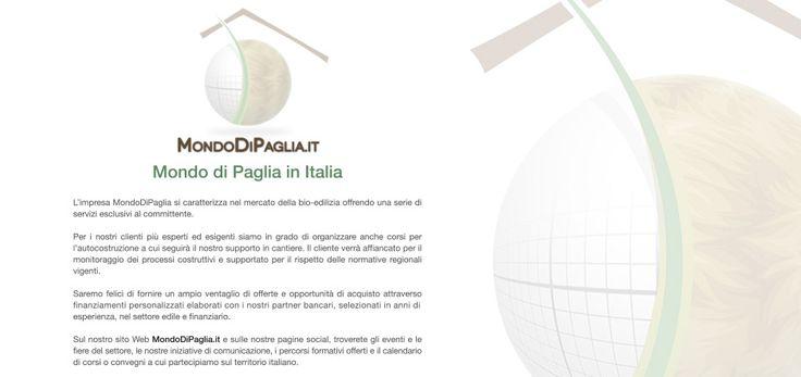 Mondo di Paglia in Italia