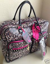Betsey Johnson Travel Bag