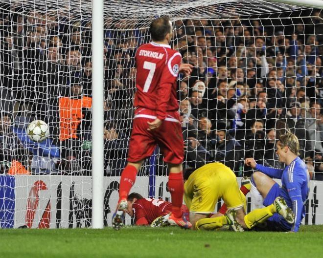 Queda do Chelsea na Champions... Abre o olho, Timão!