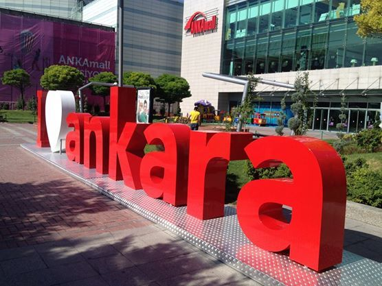 #Ankara'yı sevenler beğensin!  Günaydın Ankara.
