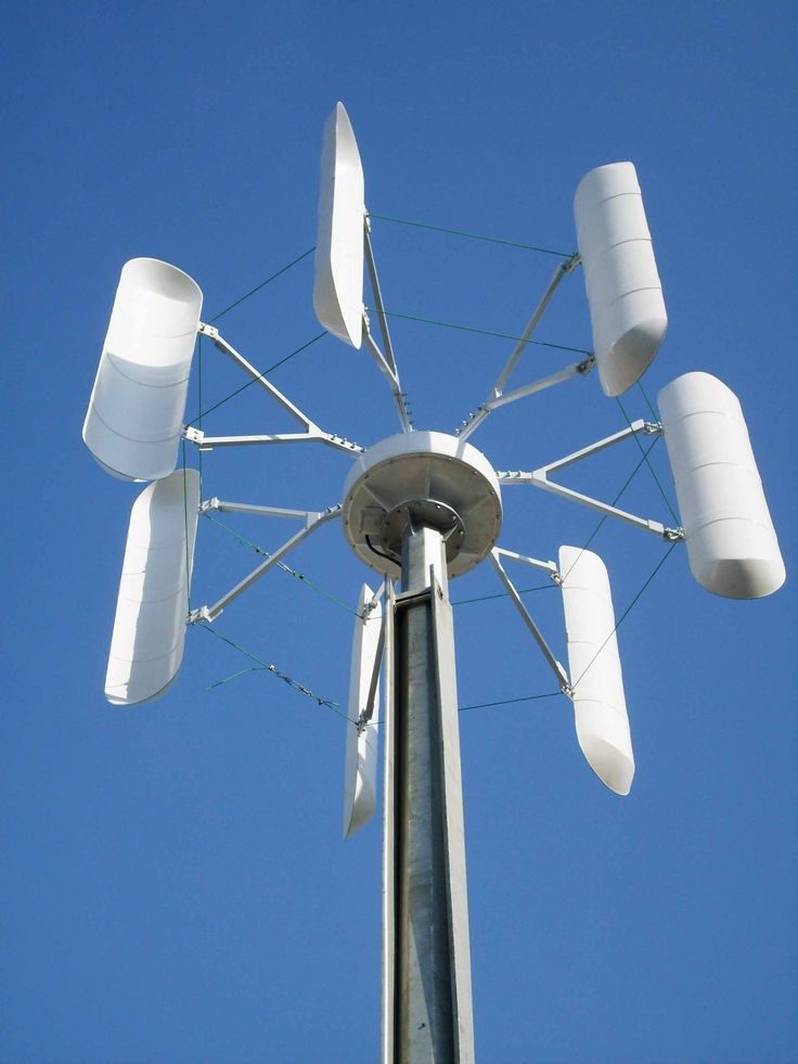 22 Amazing Vertical Garden Ideas For Your Small Yard: Wind Turbine AC PMG, View Vertical