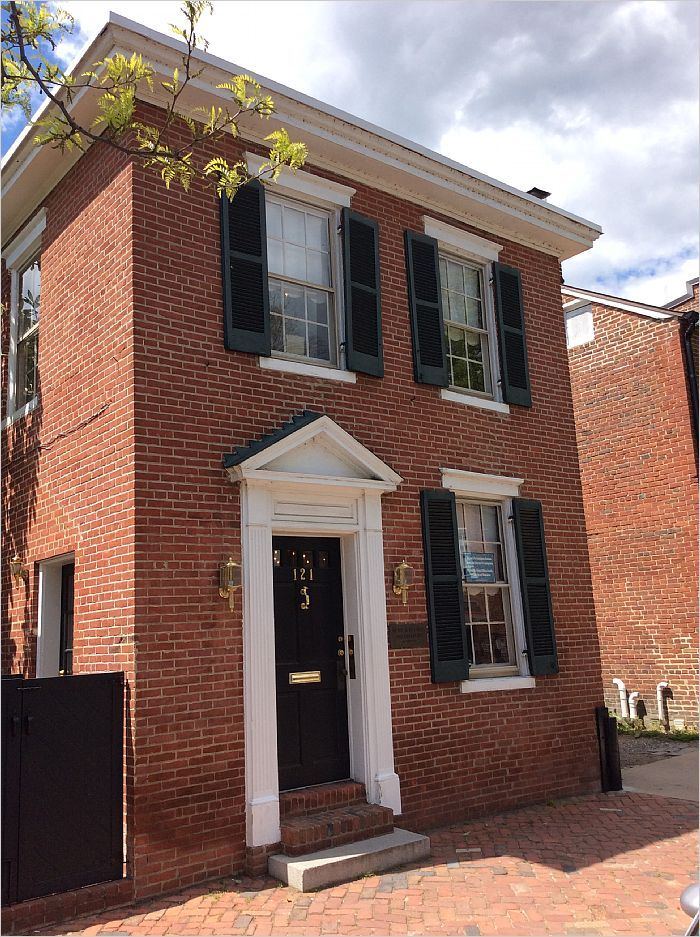 $795000.00 - Alexandria, VA Property For Sale - 121 S. Columbus Street -- http://emailflyers.net/42455