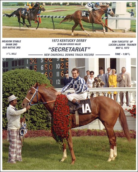 76 best Secretariat-Running With A Dragon's Heart- images ...