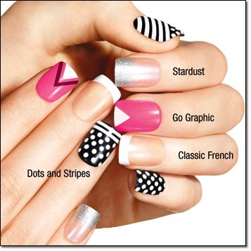 48 best avon nails images on pinterest stained nails dead skin avon nail art press on nails easy to apply wont chip prinsesfo Image collections