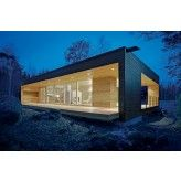 Eco Log House Showroom Model Home is coming soon! - Log Cabins Ireland