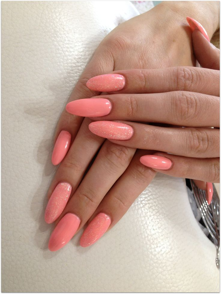 60 best stilettos and almonds images on Pinterest | Nail design ...