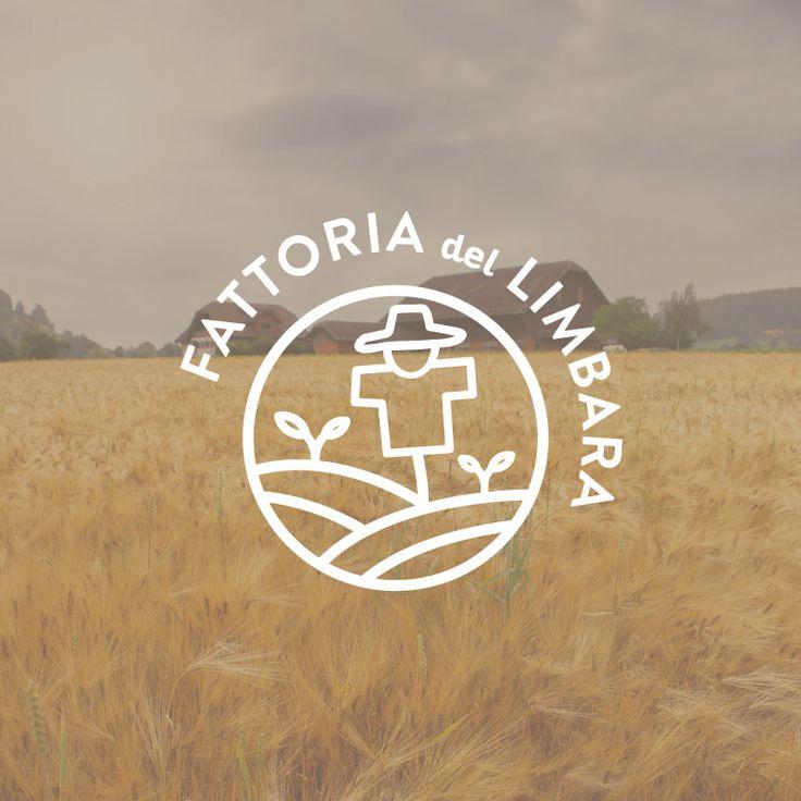 """Logo design """"Fattoria del Limbara"""""""