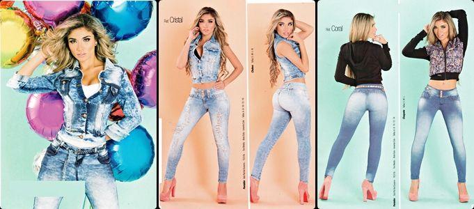 150323 - Ropa por Catalogo / Jeans & Chaquetas