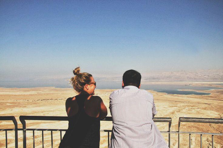 Masada, Israel #travel