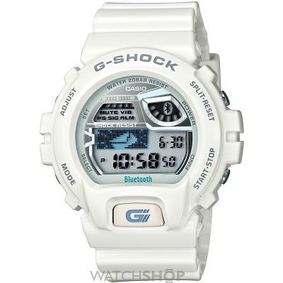 Unisex Casio G-Shock Bluetooth Alarm Chronograph Watch GB-6900AA-7ER