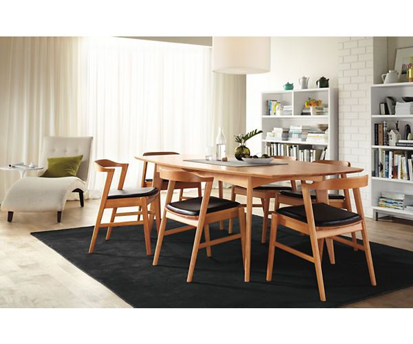 Best Dining Images On Pinterest - Room and board dining chairs