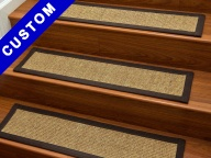 Carpet Stair Treads And Rugs (Custom Made)