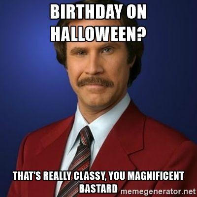 394f640eeae150642aca964310d9385e funny birthday quotes happy birthday meme 38 best halloween memes images on pinterest crazy humour, funny,Halloween Happy Birthday Meme