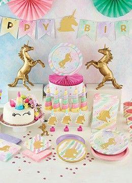 Einhorn Geburtstagsdeko Deko Serien 1 Geburtstag Baby Belly