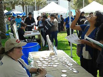 Santa Monica: Santa Monica Farmers' Market...open Wednesday, Saturday, Sunday