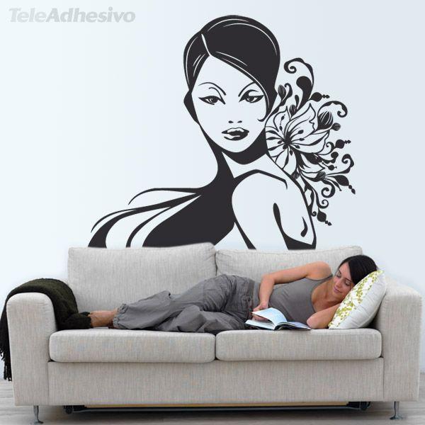 132 best images about top vinilos decorativos on pinterest for Disenos de peluquerias