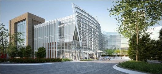 Advocate Illinois Masonic Medical Center, Center for Advanced Care Proposal / SmithGroupJJR