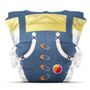 Vota por mi pañal Fashion en la aplicación de Chelino Fashion & Love para convertirlo en un pañal real.