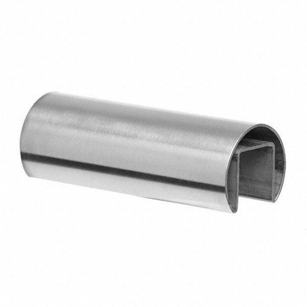Split Stainless Handrail 48mm Diameter 3m or 6m Long s/s 316