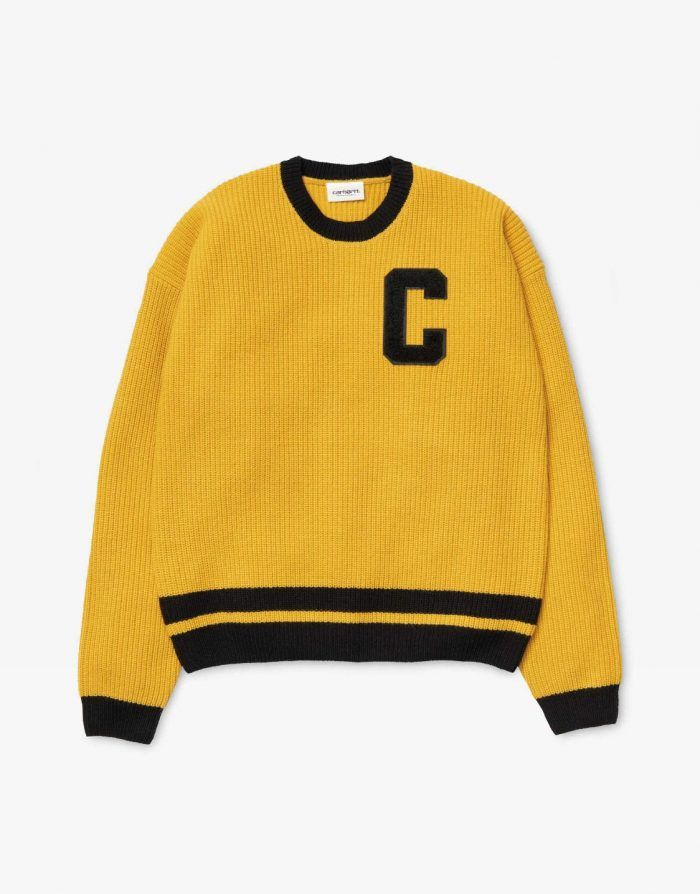 b3e3c6467 Carhartt Pembroke sweater in 2019 | Carhartt WIP
