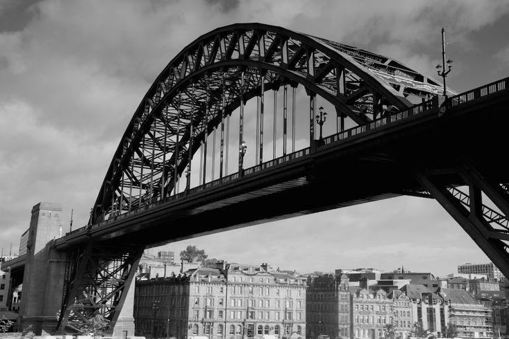 The Tyne Bridge, Newcastle.
