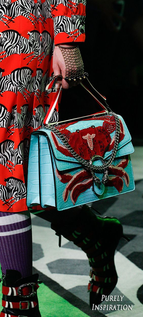 Gucci SS2017 Women's Fashion RTW (Men's Runway) | Purely Inspiration