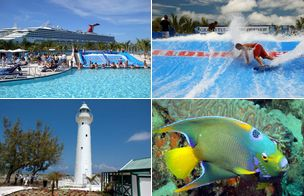 Grand Turk Cruise Center information - fun stuff to do the moment you step off the ship